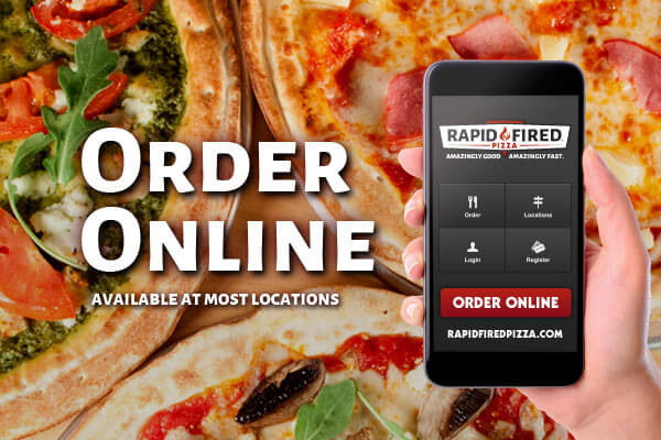 Now you can order online and skip the line.