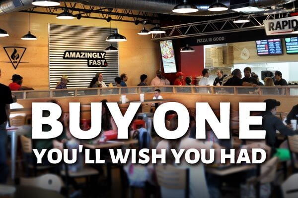 Rapid Fired Pizza Franchising - Buy One You Will Wish You Had